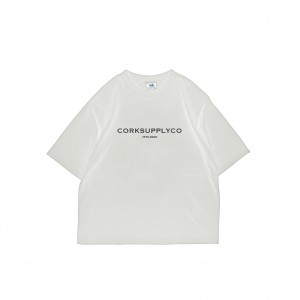 FIFTH ANNIV TEE WHT1
